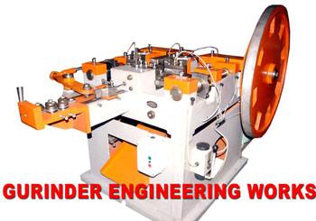 Gurinder Engineering Works Manufacturer of wire nail making machines ...